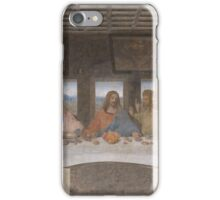 The Last Supperbowl iPhone Case/Skin
