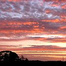 The Sky Is On Fire (Rhyll Philip Island)  by Mish01
