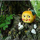 Happy Apple by Paola Svensson