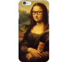 Hipster Lisa iPhone Case/Skin