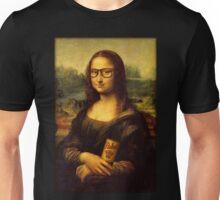 Hipster Lisa Unisex T-Shirt