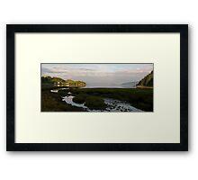 Morning Light on Loch Carron Framed Print