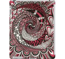 Spiral in the Pink iPad Case/Skin