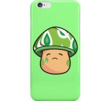 Weepy Mushroom iPhone Case/Skin