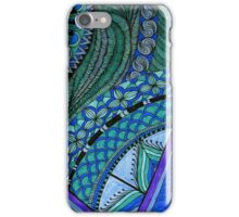 Bruton Blue iPhone Case/Skin