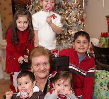 Great Grandma by abfabphoto