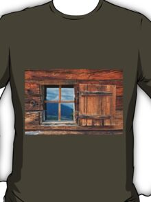Window and Reflection T-Shirt