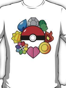 The Original Badge Collector.  T-Shirt