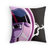 The Magical Duel - Twilight Throw Pillow