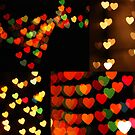 Heart Bokeh by Katherine Davis