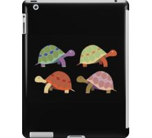 Dumpy Turtles iPad Case/Skin