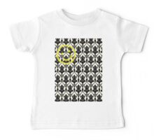 BBC Sherlock 'Bored Smiley Face'  Baby Tee