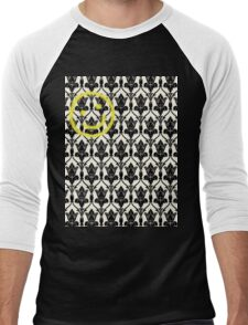 BBC Sherlock 'Bored Smiley Face'  Men's Baseball ¾ T-Shirt