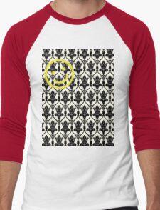 BBC Sherlock 'Bored Smiley Face'  Men's Baseball ¾ T-Shirt