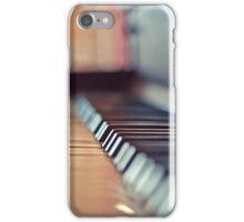 White and Black Keys  iPhone Case/Skin