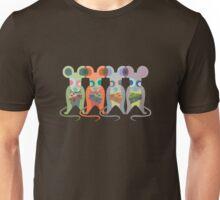 Mischievous Mice Unisex T-Shirt