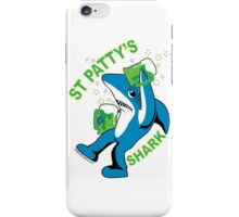 St. Patty's Left Shark  iPhone Case/Skin