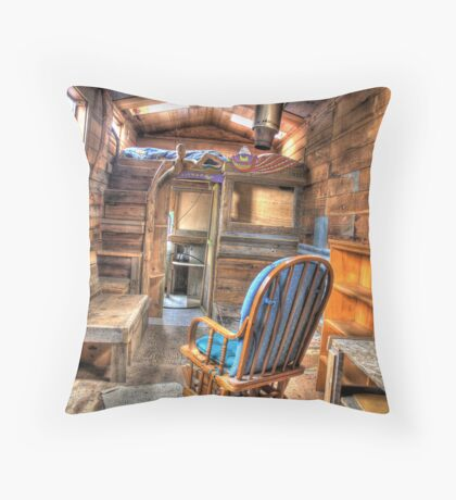 Homey Throw Pillow