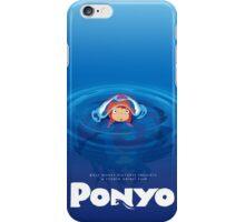Ponyo! iPhone Case/Skin