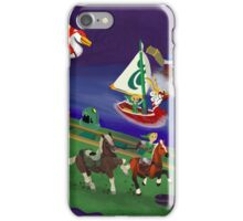 Links to the Rescue iPhone Case/Skin
