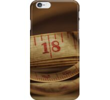 18 iPhone Case/Skin