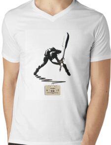 The Clash - London Calling Mens V-Neck T-Shirt