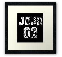 Joseph Joestar  Framed Print