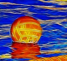 Water Polo Color by Cynde143