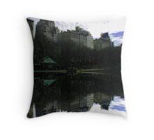Reflecting Pool Throw Pillow