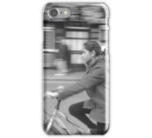 Bicycle Panning iPhone Case/Skin