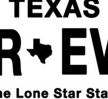 Licensed Forever Sticker