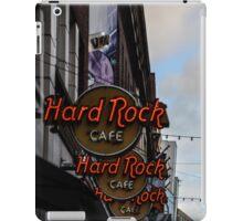 Hard Rock Cafe, Dublin iPad Case/Skin
