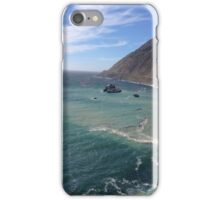 Peaceful and sunny ocean view iPhone Case/Skin