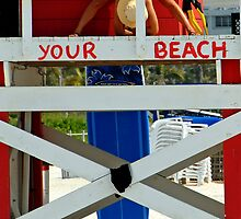 Your Beach ! by cromagnon