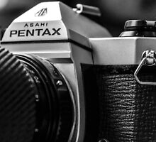 Pentax film Camera by DamoMcc