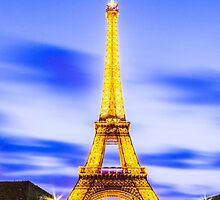 Eiffel Tower 7 by John Velocci