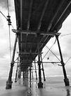 Saltburn Pier by Graham Geldard
