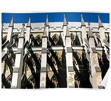 Flying Buttresses Poster