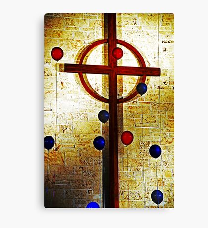 Faith! Canvas Print