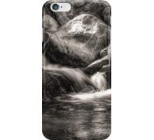 Indian Canyons 08: Andreas Creek Waterfall iPhone Case/Skin