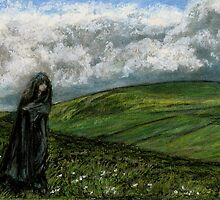 STORM CLOUDS OVER PENDLE by NorthernWitch