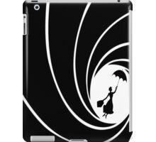 Poppin Bond iPad Case/Skin
