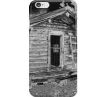 Old Abandoned Cabin iPhone Case/Skin