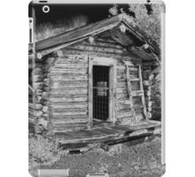 Old Abandoned Cabin iPad Case/Skin