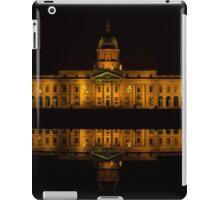 Custom House Building Dublin iPad Case/Skin