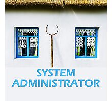 System administrator Photographic Print
