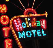 Holiday Motel by The Beard