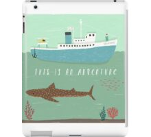 The Belafonte iPad Case/Skin