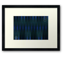 ©NLE The Cult For Color XVII Framed Print