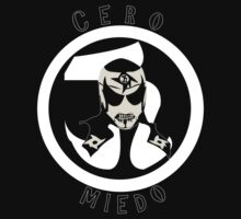 Pentagon jr Cero Miedo with dark background by Bertaud11